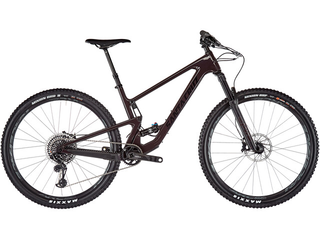 Santa Cruz Tallboy 4 CC XO1-Kit Stormbringer Purple/black